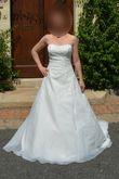 Robe de mariée T38-40 Eglantine - Occasion du Mariage