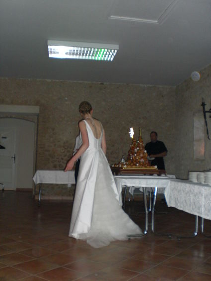 Robe de mariée Cymbeline 2007 d'occasion