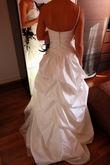 Robe de mariée pas cher Joyeuse de Sacha Novia coll 2011 - Occasion du mariage