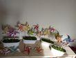 Moulins en papier et pot - Occasion du Mariage