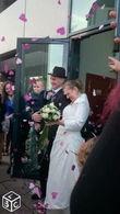 Vend robe de mariée ivoire  - Occasion du Mariage