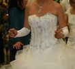 Robe de mariée pas cher + jupe et bustier - Occasion du mariage