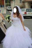Robe de mariée Délia - Les mariées de Provence - Occasion du Mariage