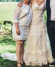 Robe Mariée Créateur haute couture YOLAN CRIS T38 - Occasion du Mariage