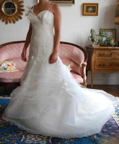 Lot Robes de mariée neuve fabrication française - Occasion du Mariage