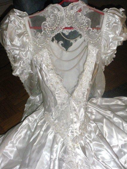 Robe de mariée pas cher d'occasion 2012 - Ile de France - Yvelines - Occasion du Mariage