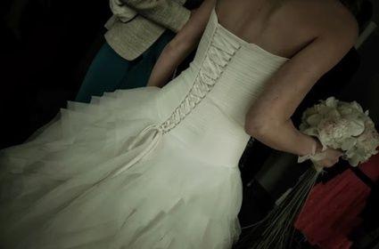 Robe de mariage Pronovias benicarlo 2013 d'occasion