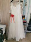 Robe de mariée morelle mariage  - Occasion du Mariage