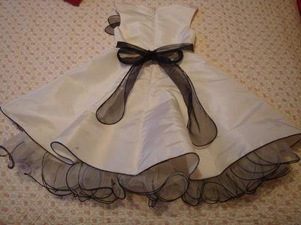 Robe cérémonie fille 4 ans neuve idéale mariage pas cher en 2013