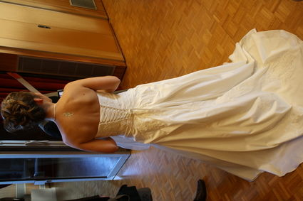 Robe de mariée Collection Inn Love modèle Lolita pas cher