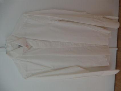 Chemise de marié ivoire Jean de Sey 100% coton