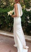 Robe de mariée Max Chaoul, T-36 - Occasion du Mariage