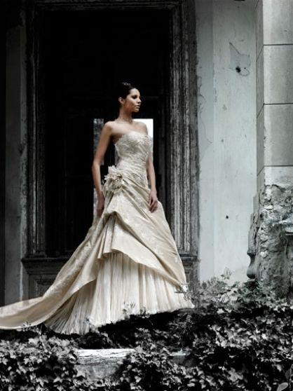 Robe de mariée neuve Aphélie Lisa Saint Germain  2012- Occasion du Mariage