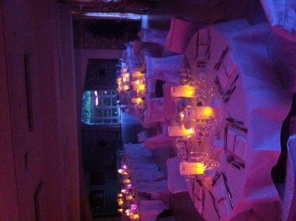 Location déco de table de mon mariage