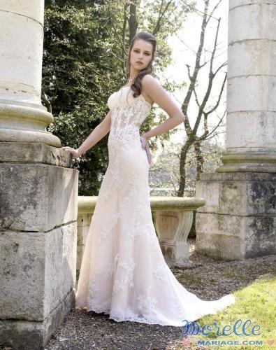 Robe de mariée pas cher Miss Kelly à Avignon 2012 - Occasion du mariage