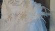 Robe de mariée neuve avec jupon et chaussures - Occasion du Mariage