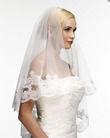 Voile de mariée dentelle 3m - Occasion du Mariage