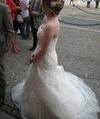 Robe de mariée Pronovias modèle Parabola d'occasion