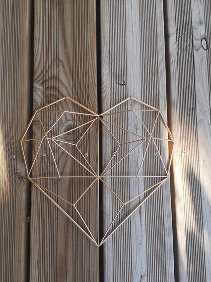 Coeurs géométriques - Gironde