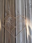 Coeurs géométriques - Occasion du Mariage