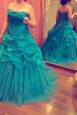 robe Annie couture bleu - Occasion du Mariage