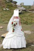 robe de mariée modèle varsovie point mariage - Occasion du Mariage