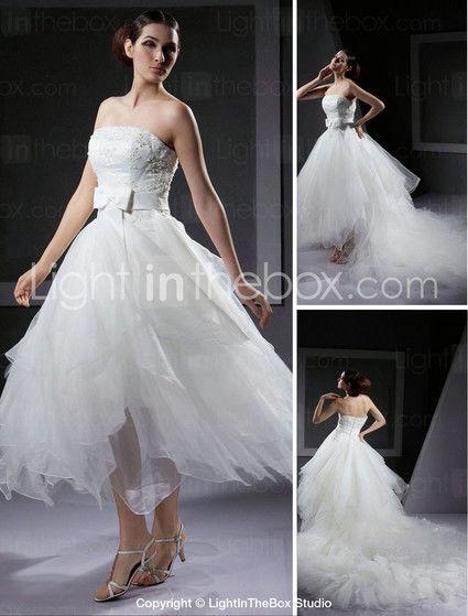 Robe de mariée pas cher Lorrie T42/44 - Occasion du Mariage
