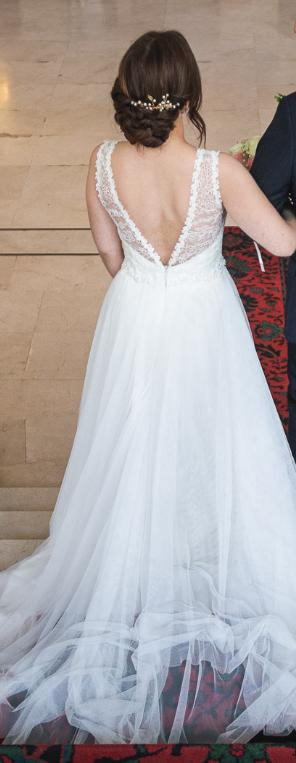Robe de mariée bohème - Hauts de Seine