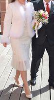 Robe de mariée courte taille 38 - Occasion du Mariage