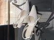 Escarpins ivoire - Occasion du Mariage