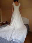 Robe de mariée Eglantine Création en dentelle - Occasion du Mariage