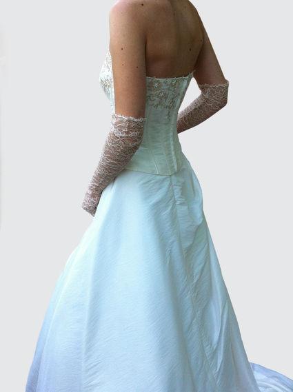 Robe de mariée pas cher de chez Tati Mariage