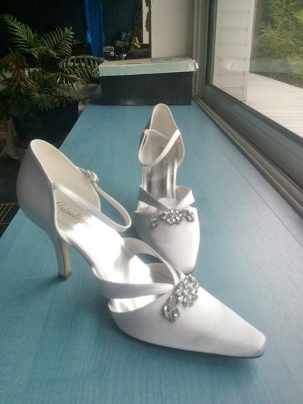 Chaussures neuves - Occasion du Mariage