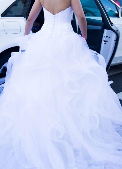 Robe de mariée Eglantine - Rhône