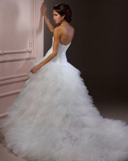 Robe de mariage pas cher d'occasion 2012 - Ile de France - Seine et Marne - Occasion du Mariage