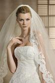 Robe de mariee Pronovias modèle triana d'occasion en location