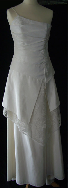 Robe de mariée Lambert créations - Wanda discount - Occasion du Mariage