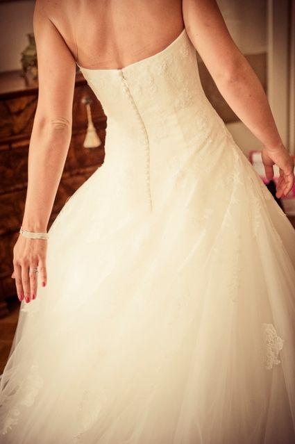 Robe de mariée d'occasion Marque PRONOVIAS modèle Barrocco à Lyon