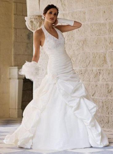 Robe de mariée - Taille 42-44 -NEUVE - Finistère