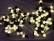 12 guirlandes lumineuses globe blanc chaud - Occasion du Mariage