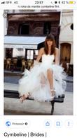 Robe de Mariée Cymbeline Flirt T.34 - Occasion du Mariage