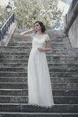 Robe de mariée dentelle Chantilly - Occasion du Mariage