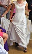 Magnifique robe de mariée dos nu 34-36 - Occasion du Mariage