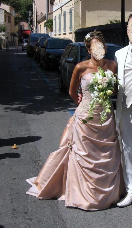 Robe de mariée pas cher Pronuptia à Toulon 2012 - Occasion du Mariage