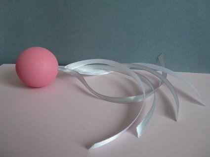 Décoration mariage rose pale blanc gris argent - Garonne (Haute)
