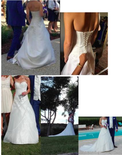 robe mariée - Loire Atlantique