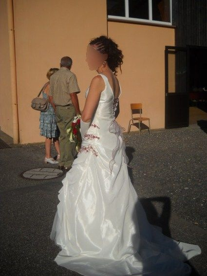 Robe de mariée d'occasion Tiffany Mariée 2012 - Occasion du Mariage