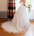 Robe de mariée bustier Eglantine Créations 2018 - Occasion du Mariage