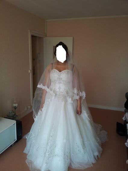 Robe de mariée Modèle Maradiva 2011 de l'Empire du Mariage pas cher
