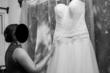 Robe de mariée HERVE MARIAGE en très bon état - Occasion du Mariage